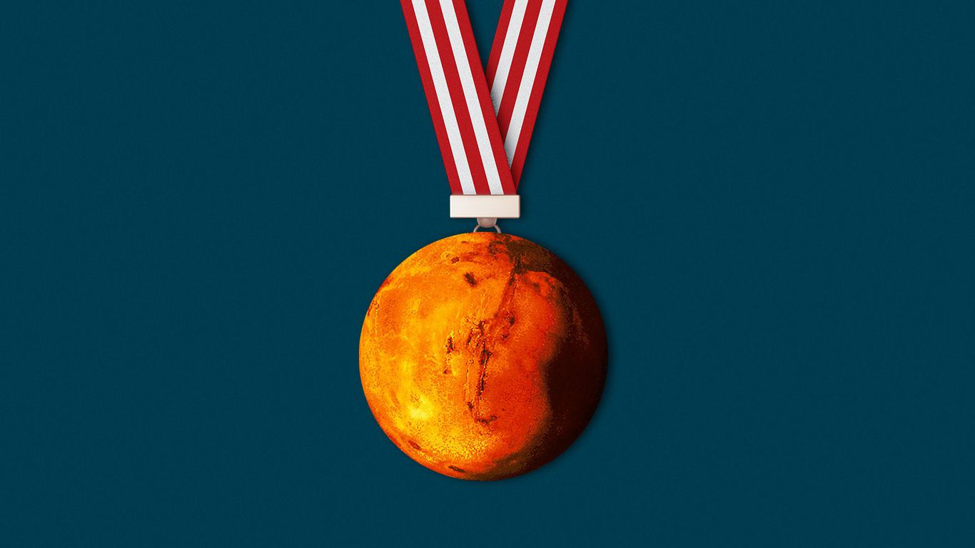 Two new countries could make it to Mars this week thumbnail