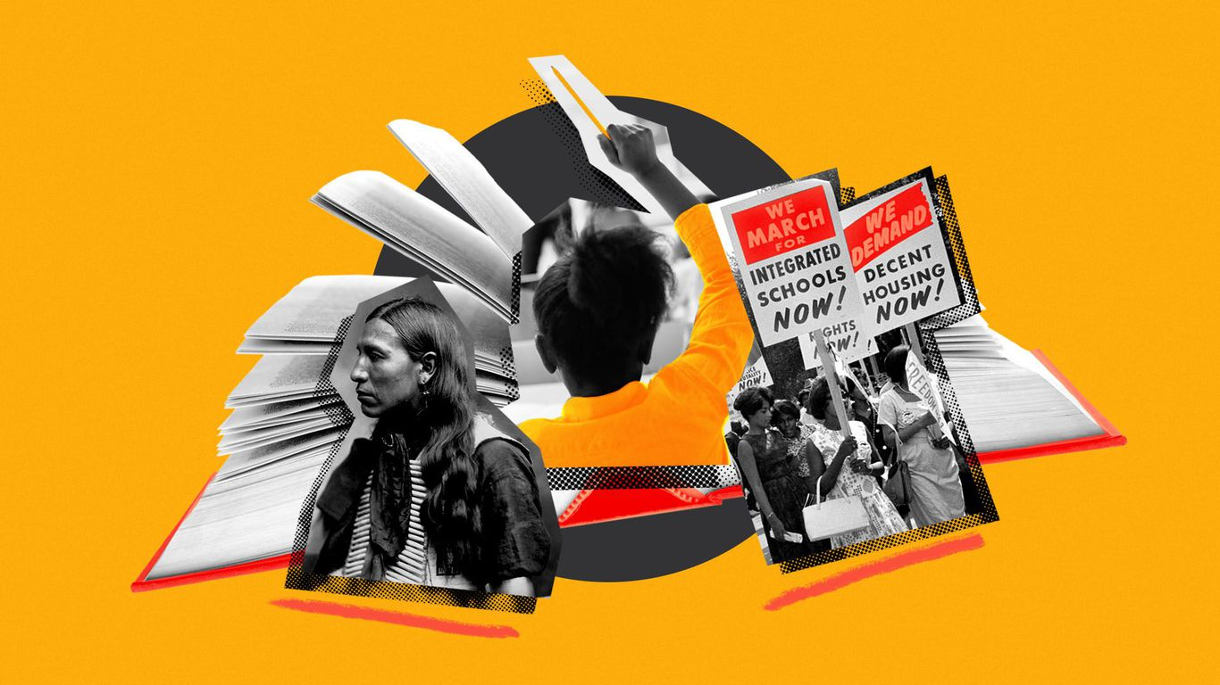 A reckoning with teaching race and history in America