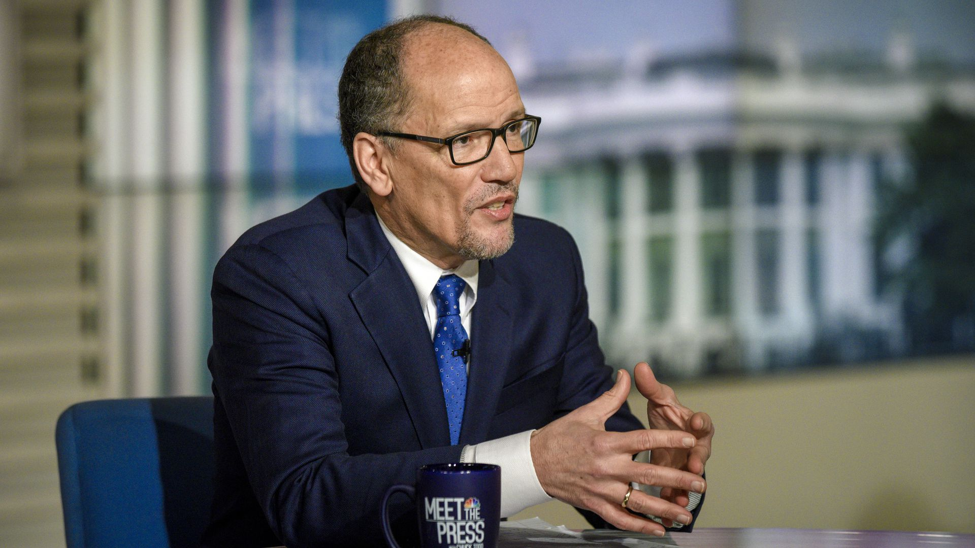 Tom Perez, Chair, Democratic National Committee