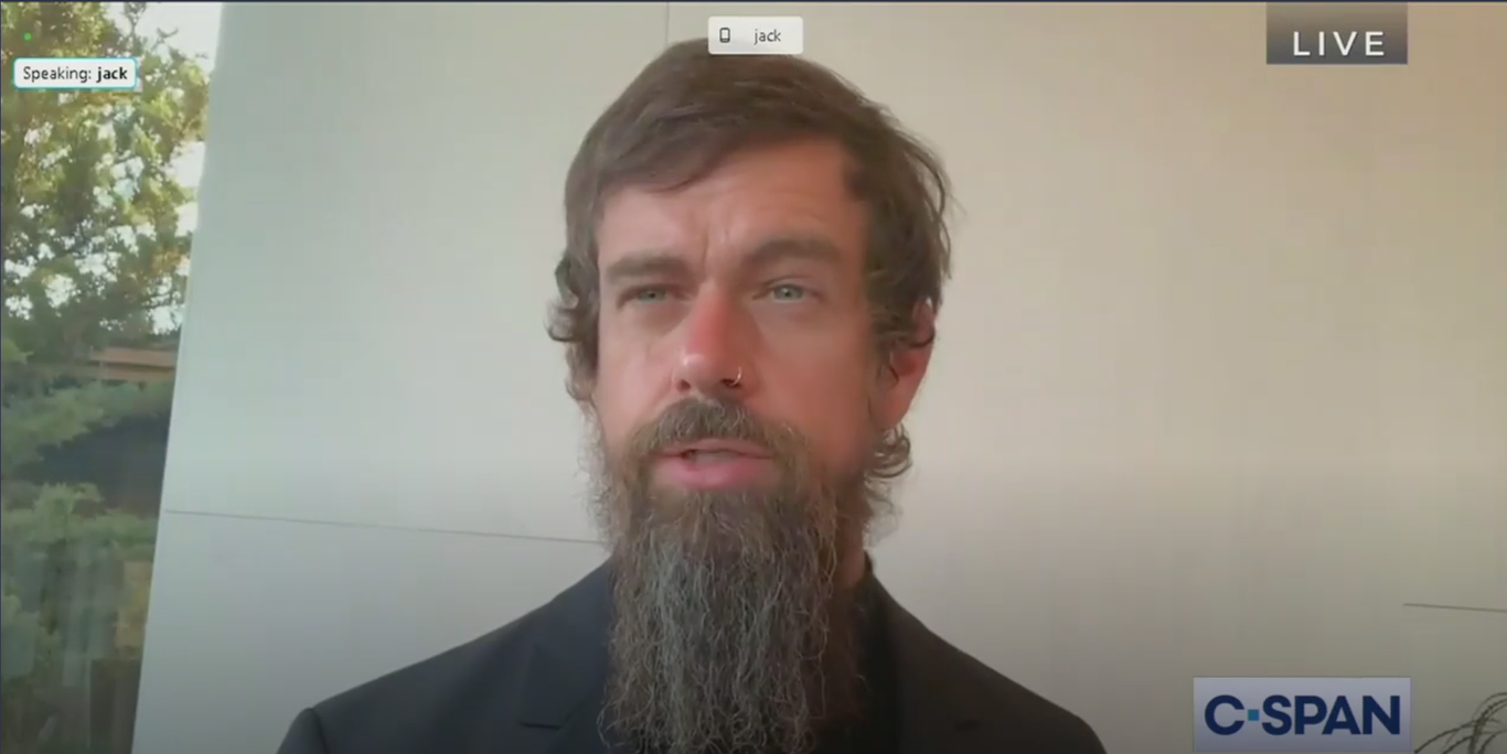 Dorsey: Twitter has no influence over elections