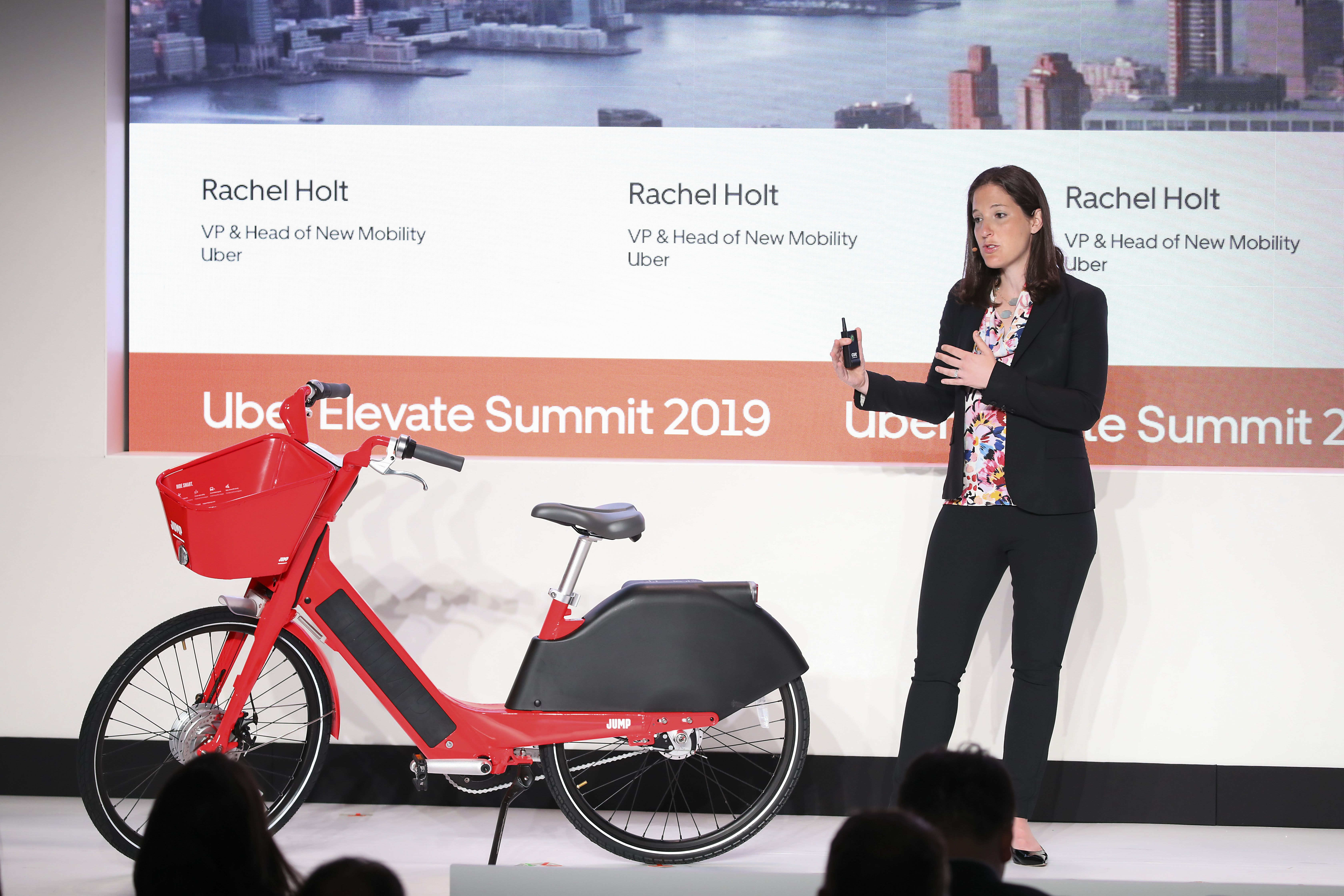Uber's chief of scooters, bikes to depart - Axios