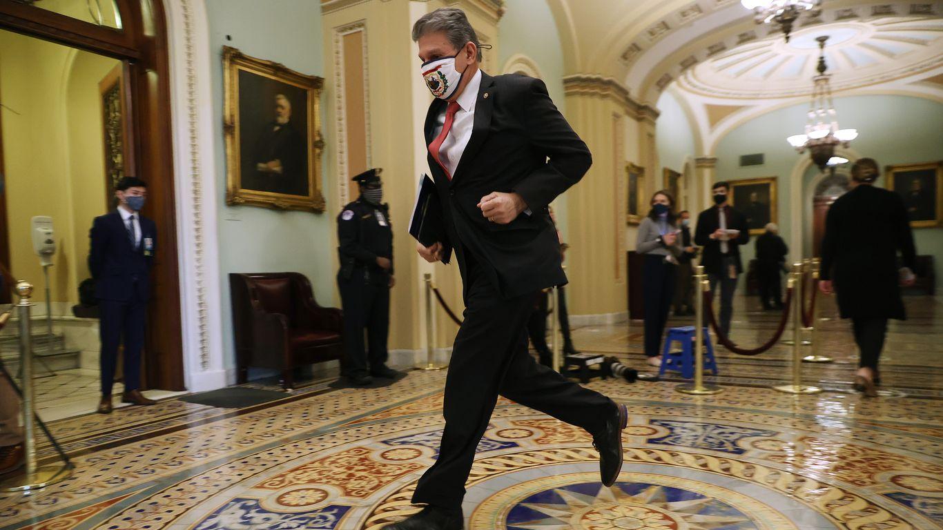 Senate Democrats settling on 25% corporate tax rate thumbnail