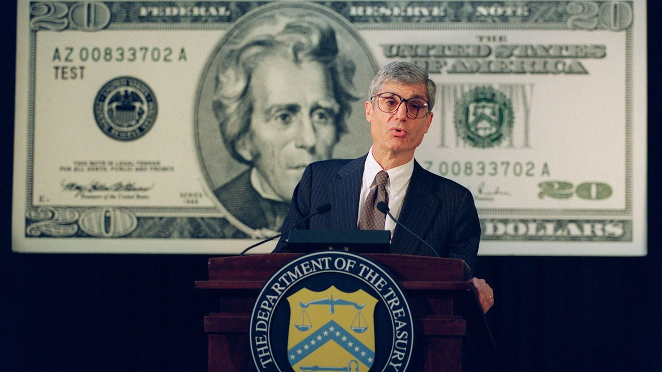 New book to examine America's strong dollar