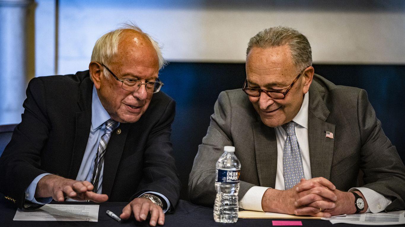 Senate Democrats unveil details of $3.5 trillion budget deal thumbnail