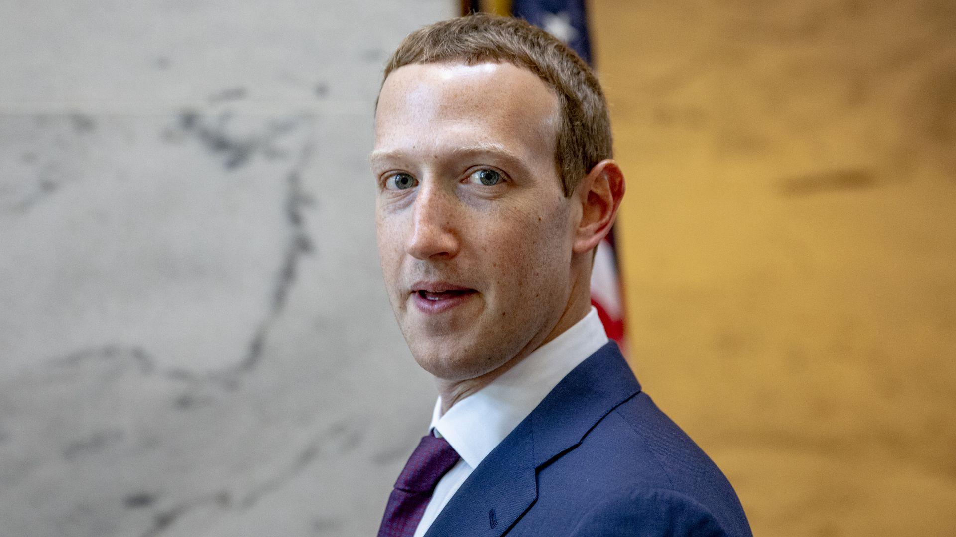 Ahead of Zuckerberg testimony, new setbacks for Libra