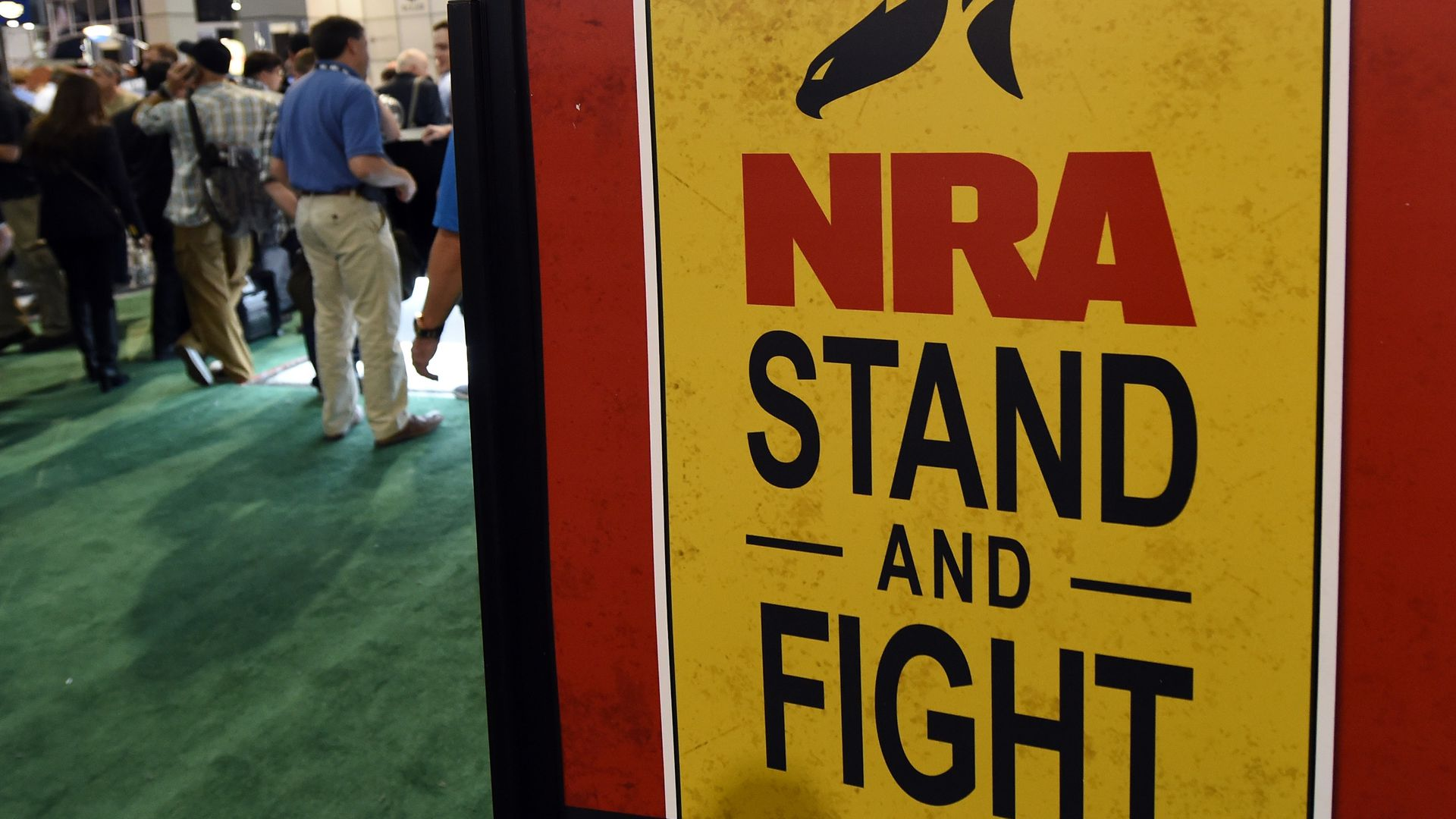 NRA turmoil: NASCAR team owner and country music singer latest board members to resign