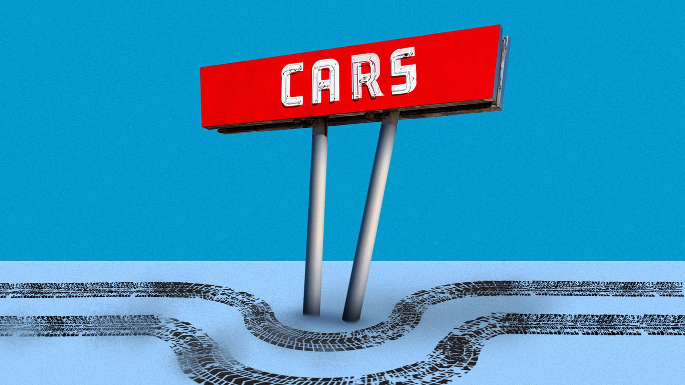 Cutting out the middleman on electric car sales thumbnail
