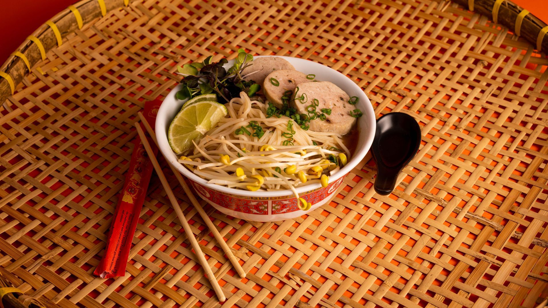 Union Hmong Kitchen's bowl of pho.
