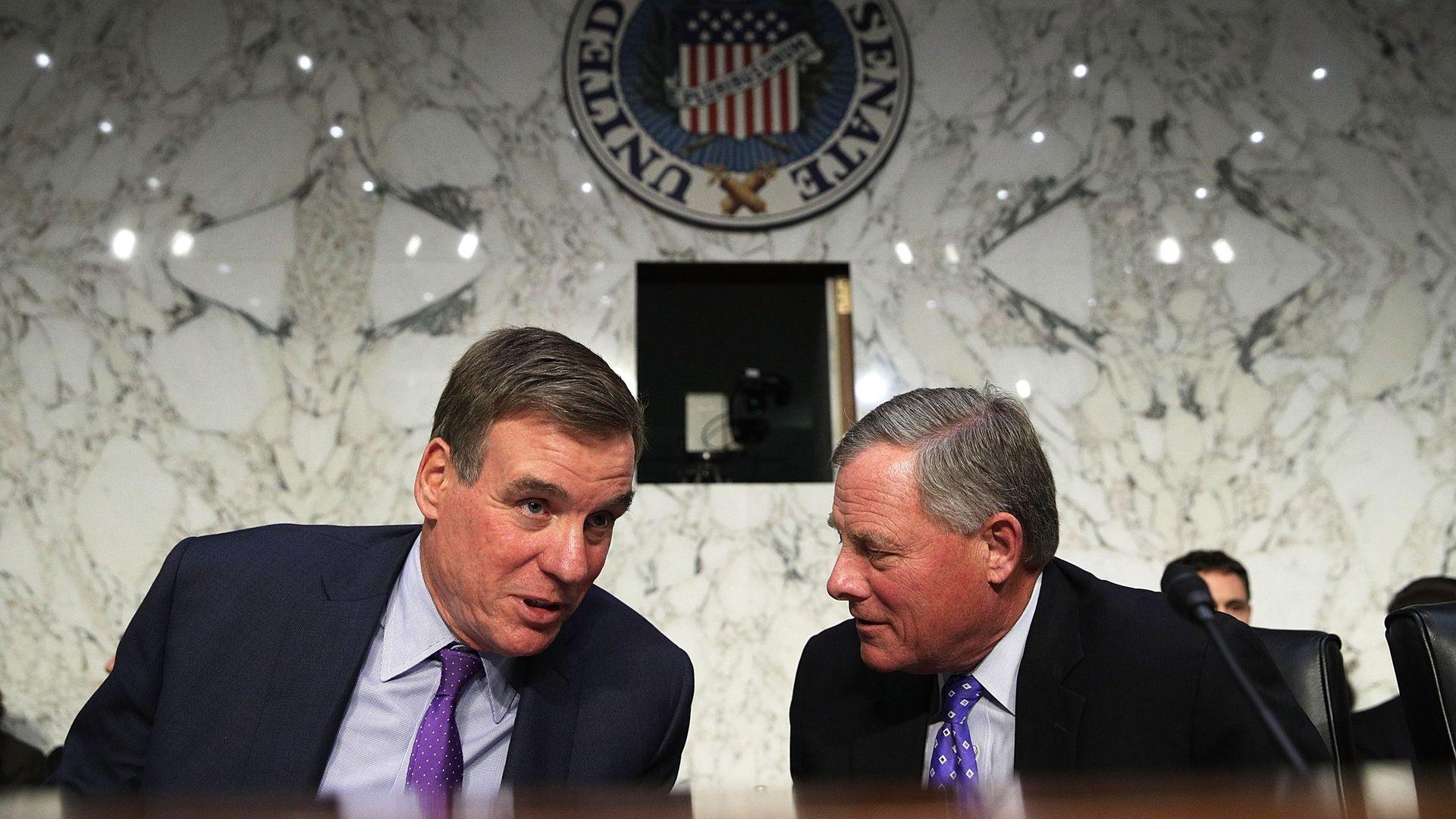 Warner and Burr