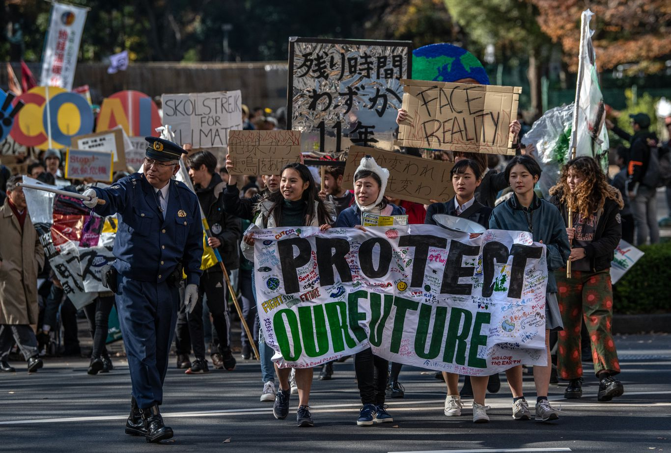 Japan sets ambitious new climate target to be carbon neutral by 2050 thumbnail