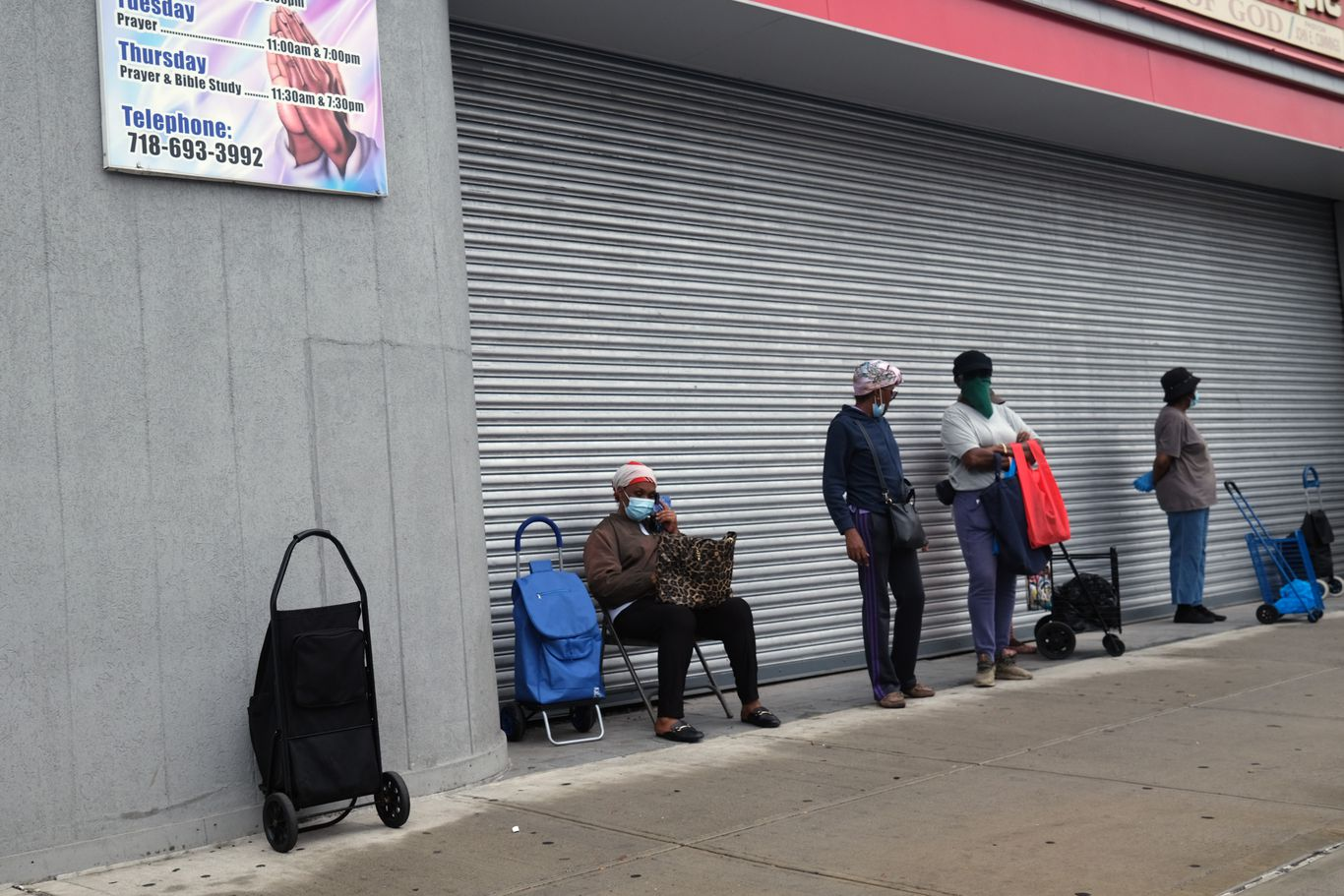 Study: 8 million Americans have fallen into poverty since May