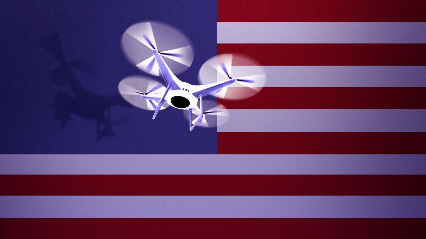 California drone-maker Skydio valued at $1 billion