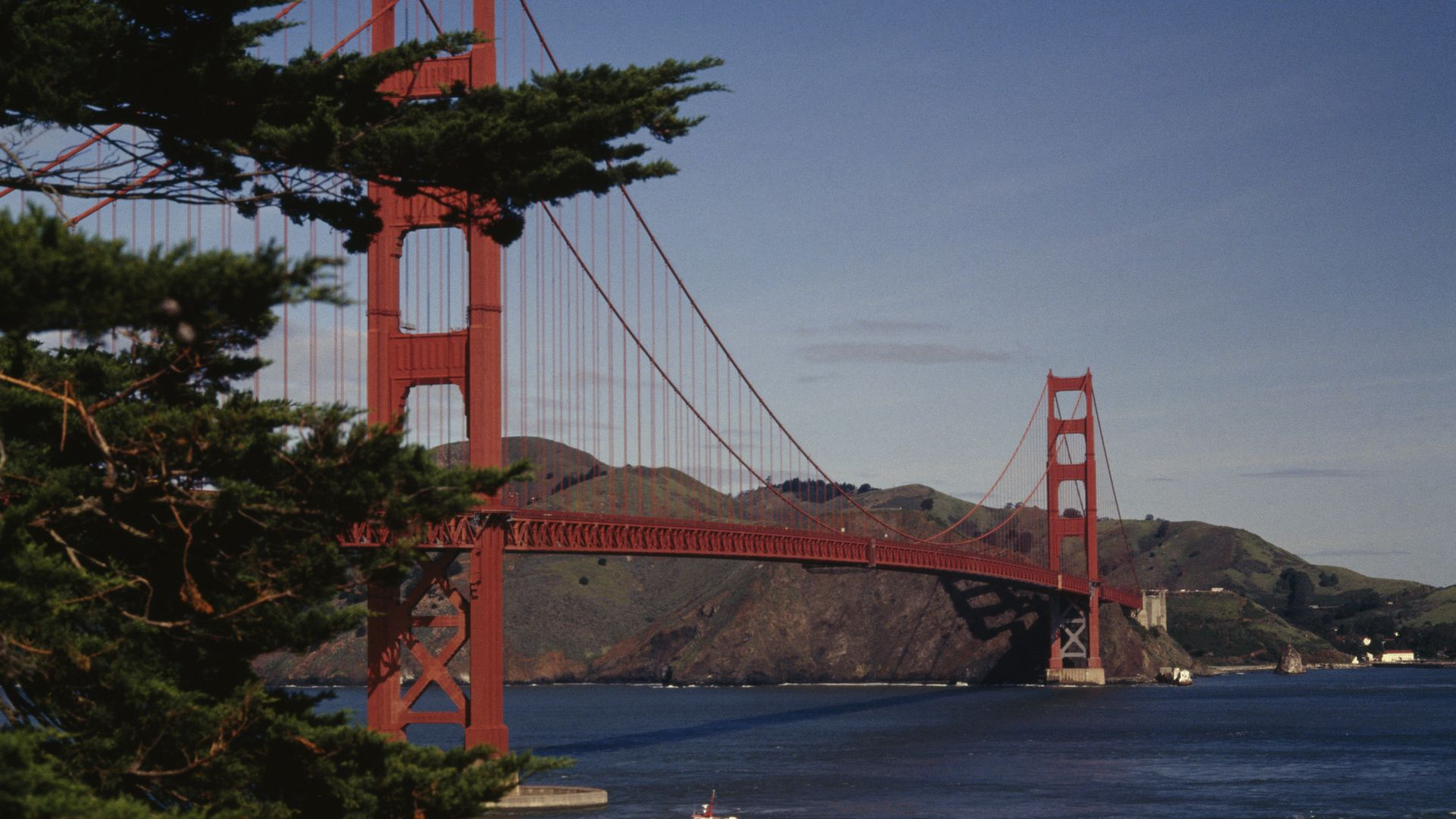 The San Francisco Golden Bridge during the daytime.