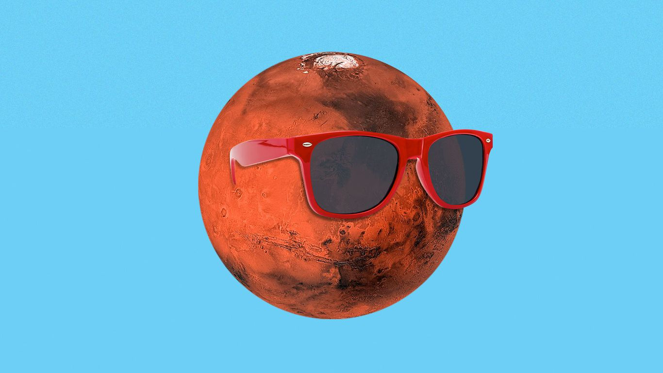 Three nations are aiming to launch missions to Mars this summer thumbnail