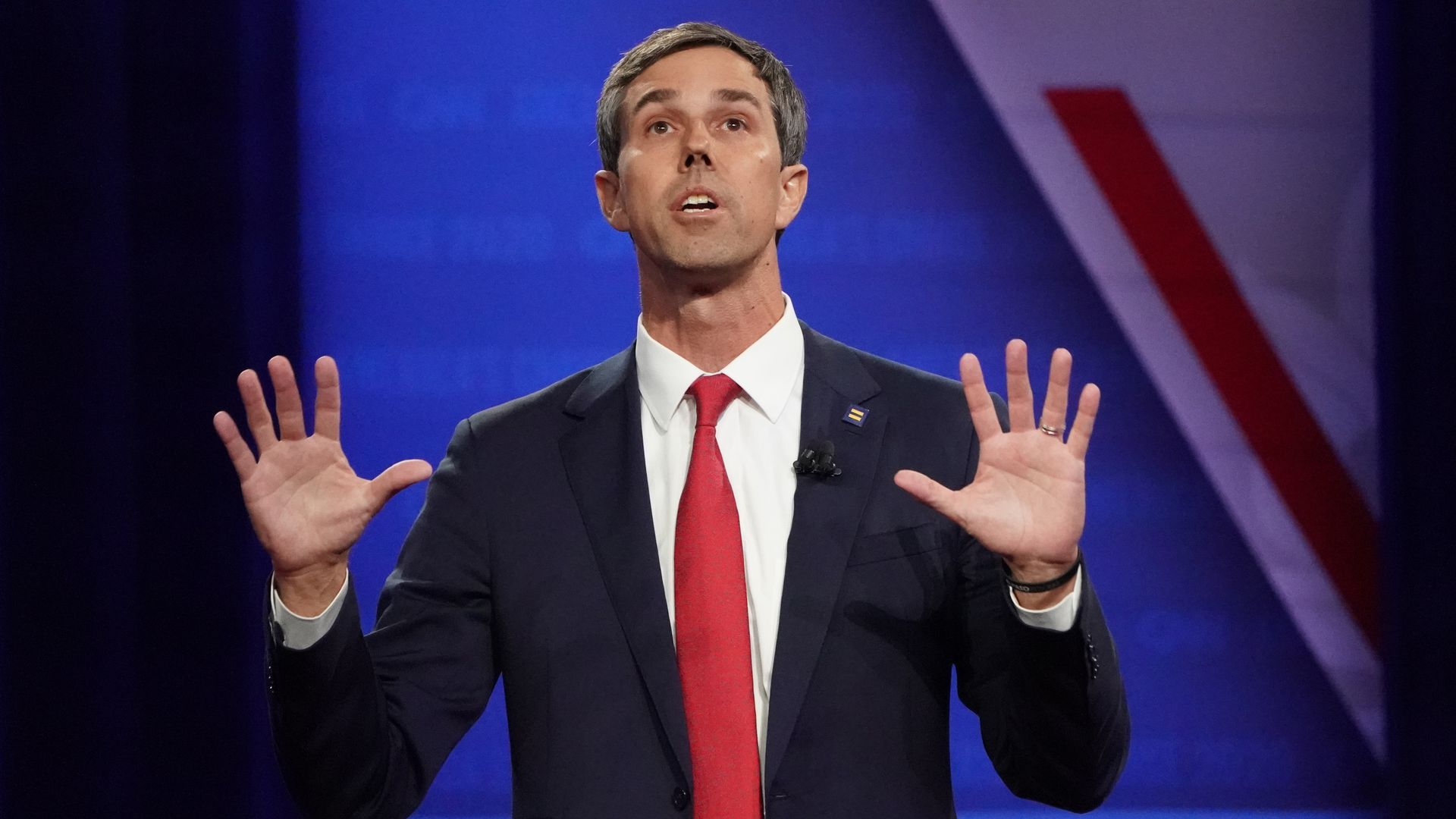 Beto O'Rourke campaign says it raised $4.5 million in Q3