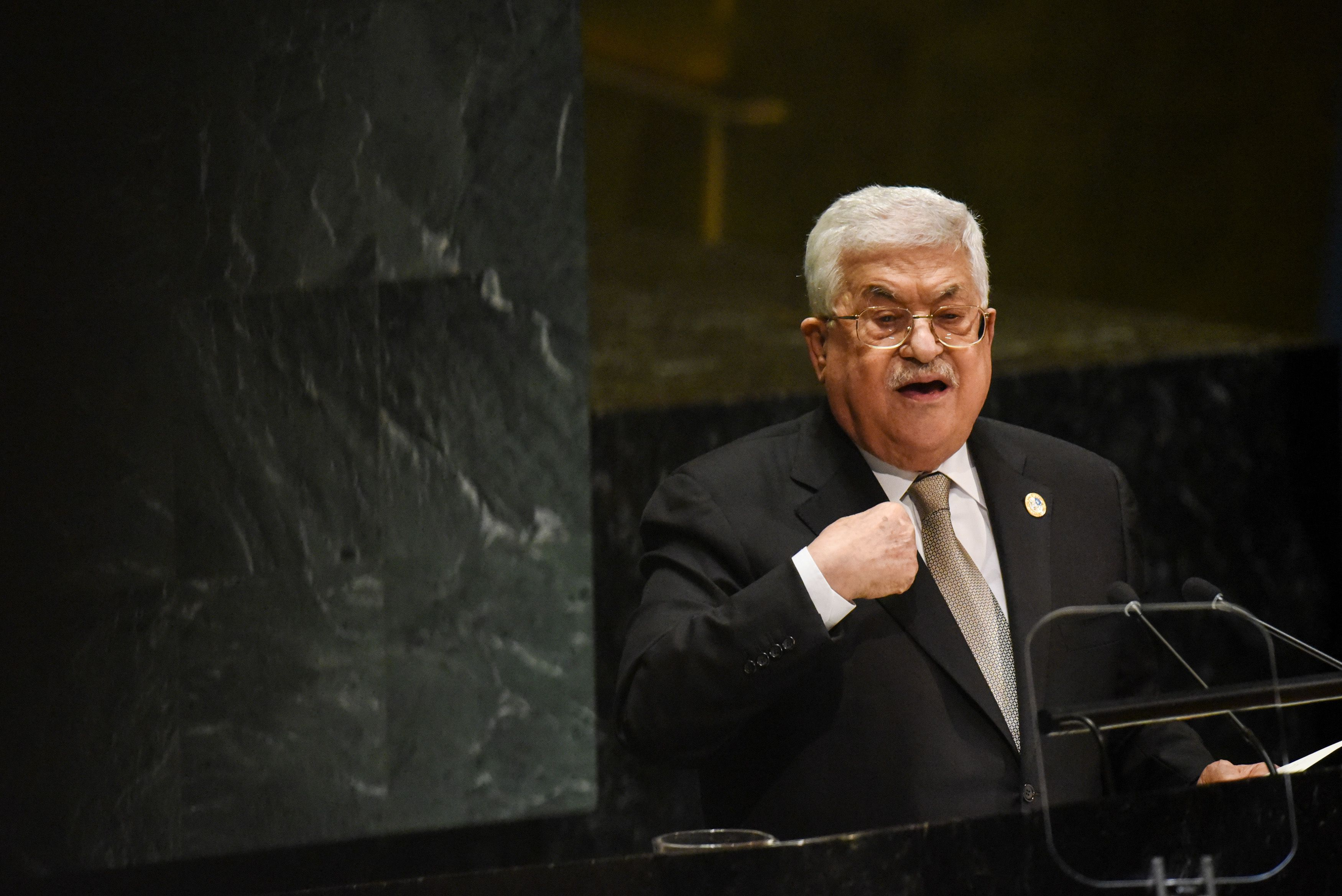 Palestinians struggle to rally opposition to Trump plan at UN Security Council - Axios