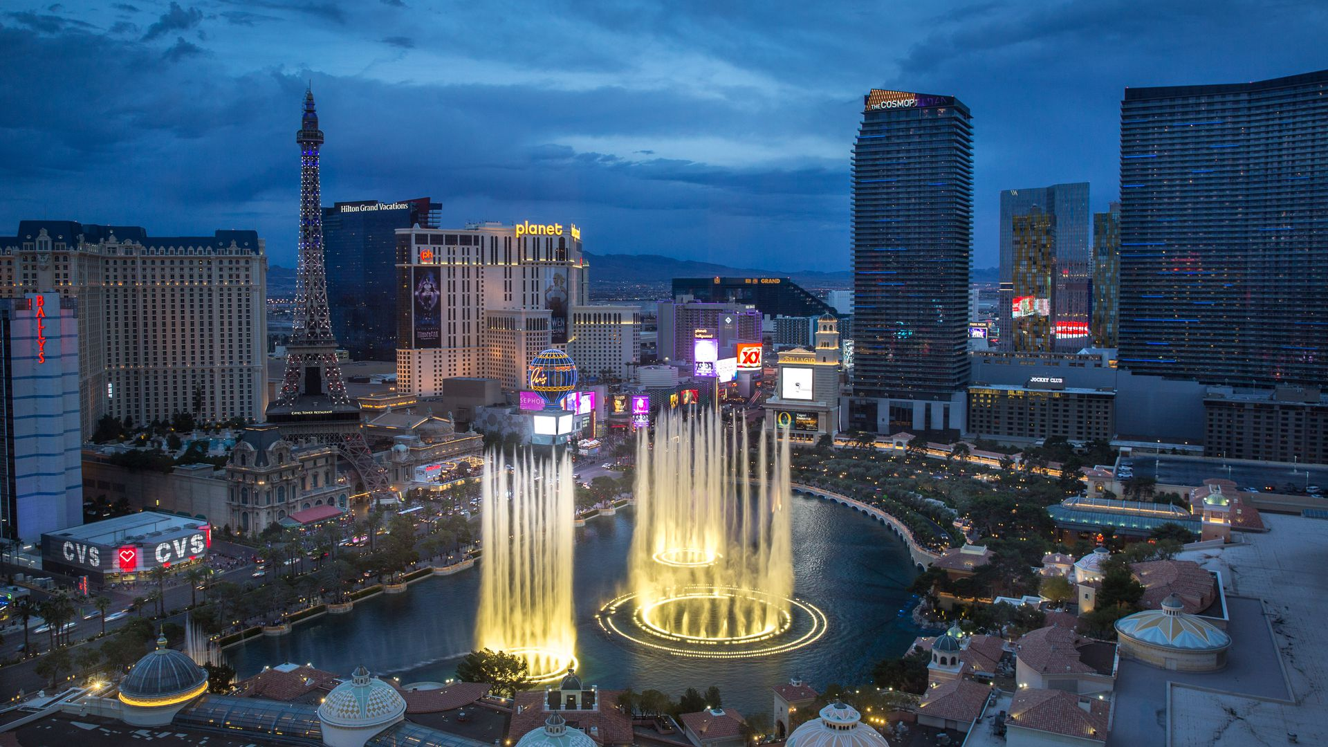 MGM agrees to sell Bellagio for $4.25 billion