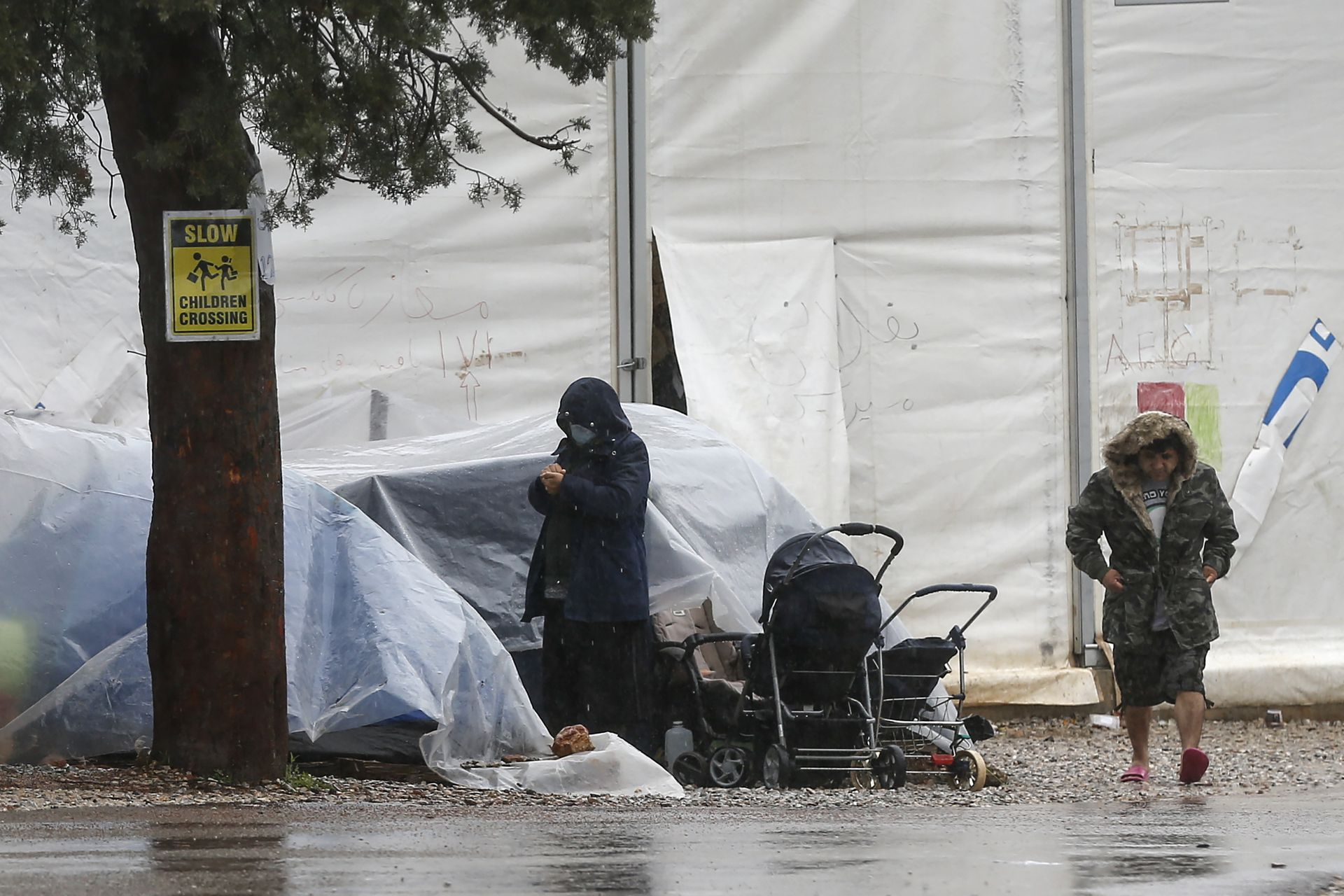 Global coronavirus crisis leaves refugees vulnerable