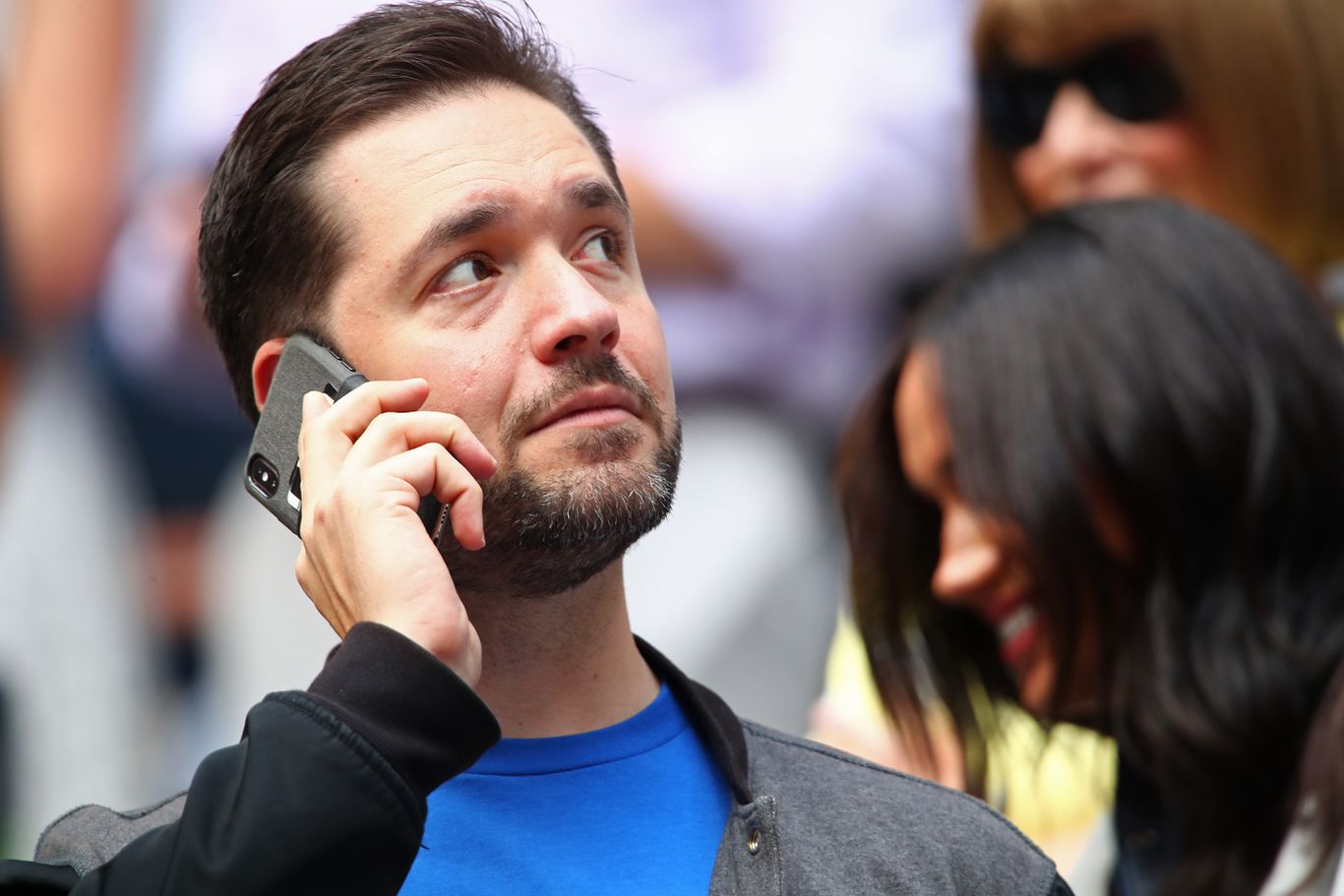 Scoop: Alexis Ohanian leaves VC agency Initialized thumbnail