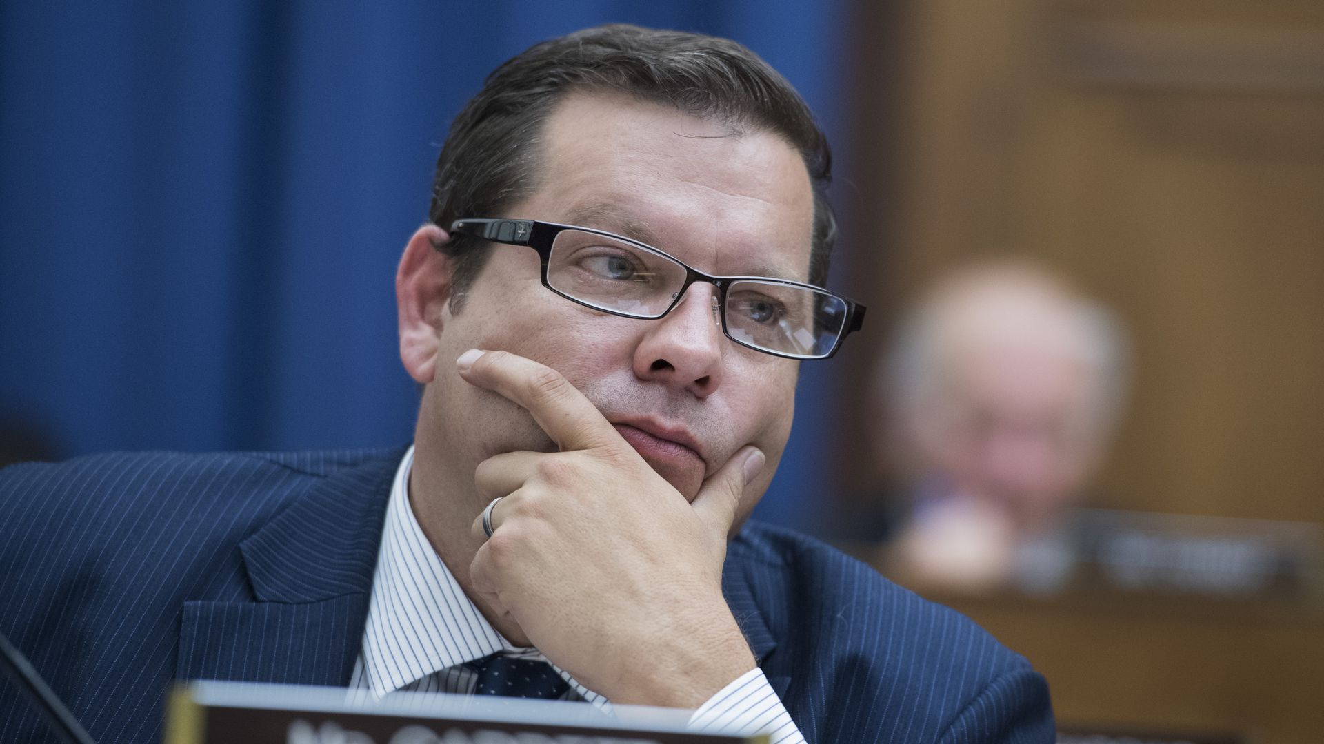 Virginia Rep. Tom Garrett announced he'll quit Congress