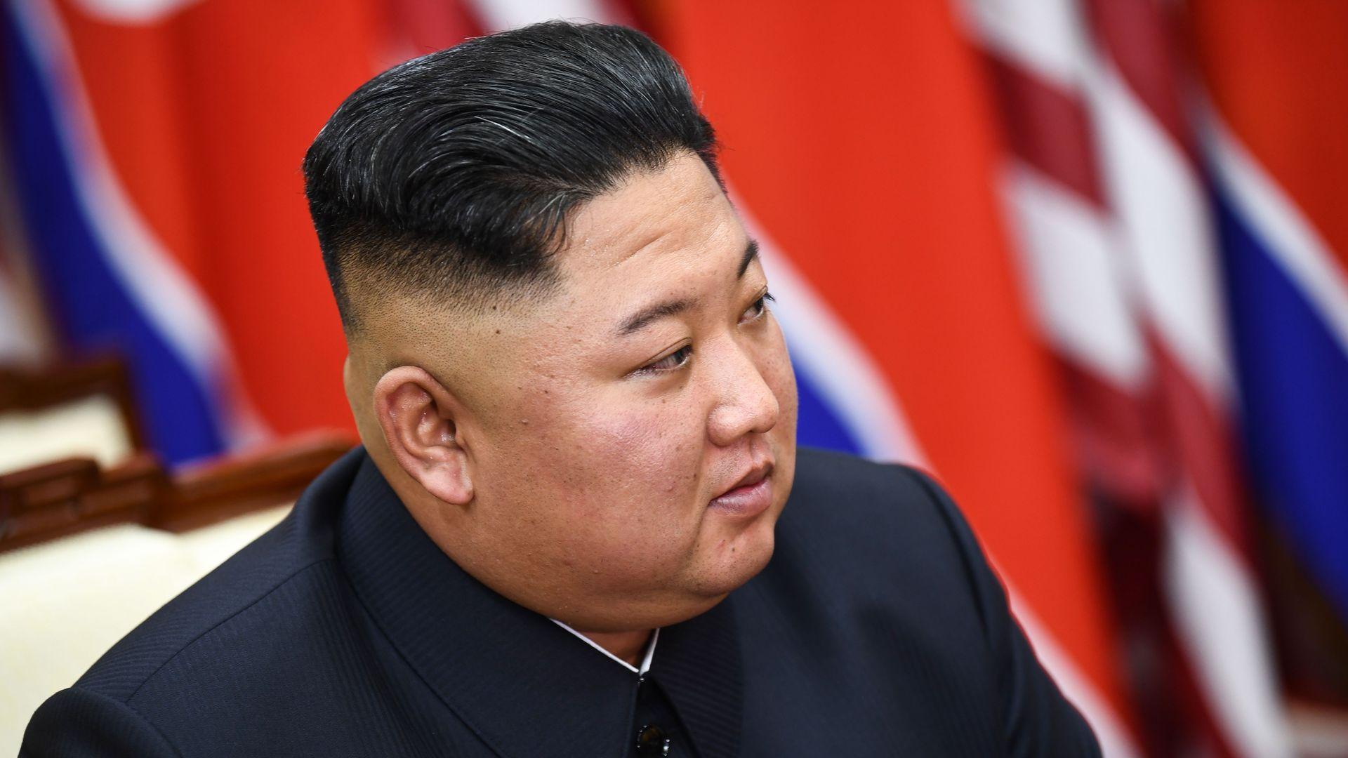 kim jong-un apologizes over killing of south korean official - axios