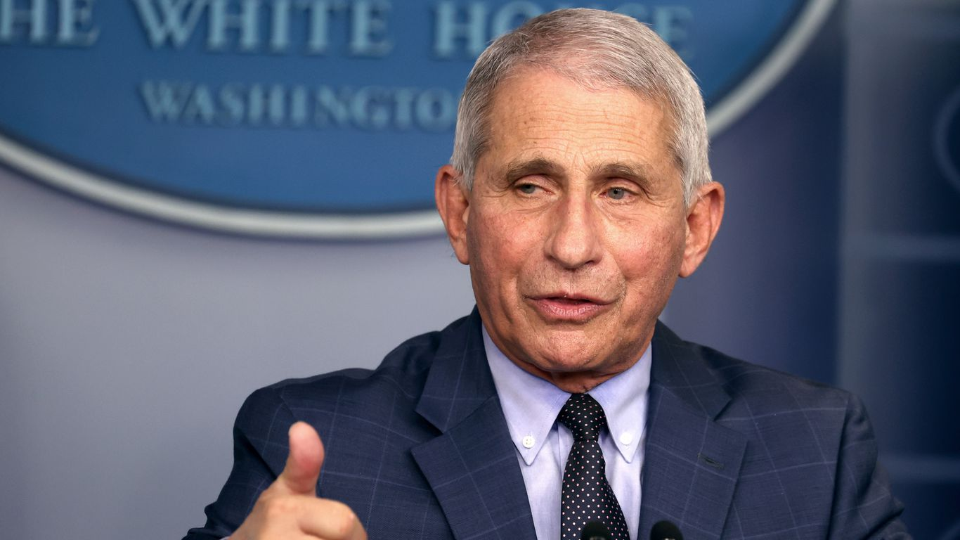 Fauci: U.S. could have herd immunity by the end of summer 2021