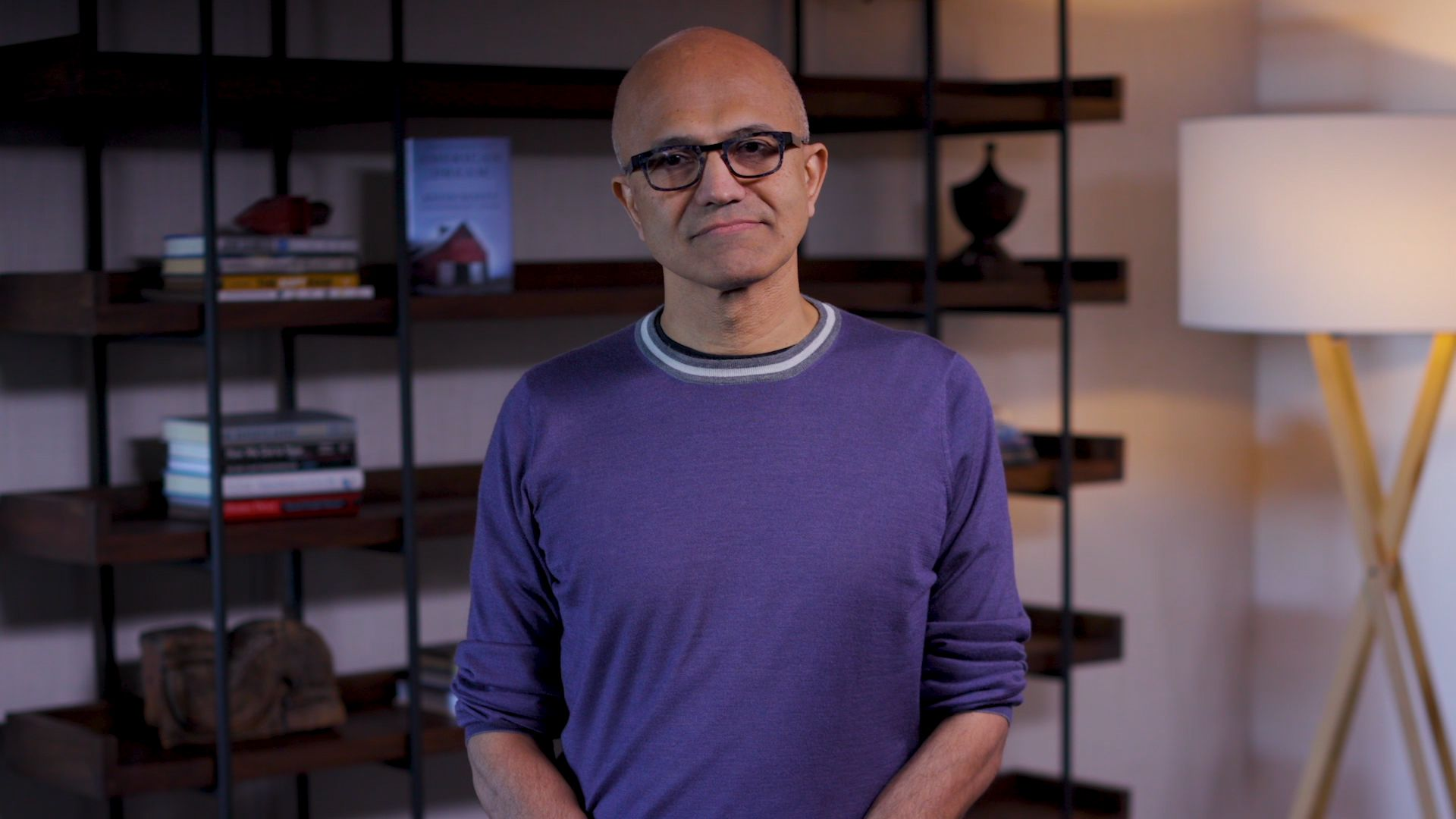 Microsoft CEO Satya Nadella, in an interview with Axios on HBO