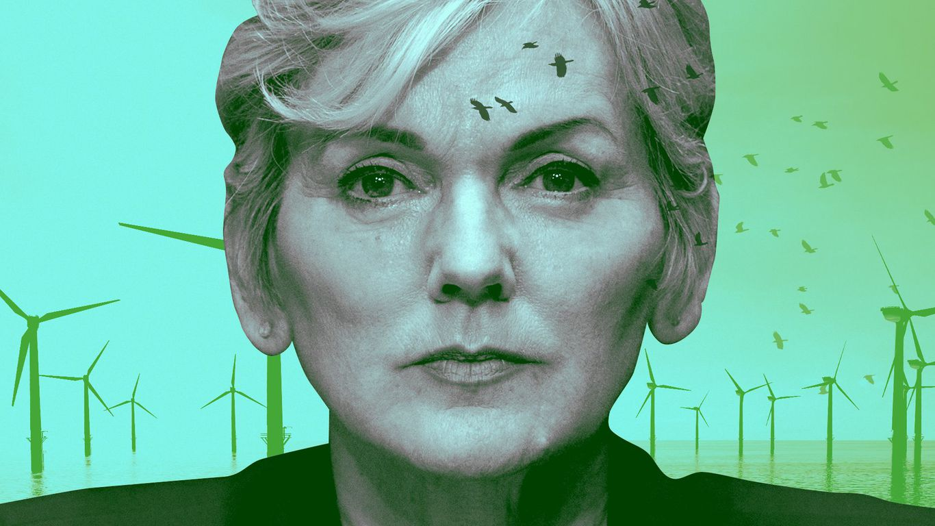 Jennifer Granholm's big energy challenges