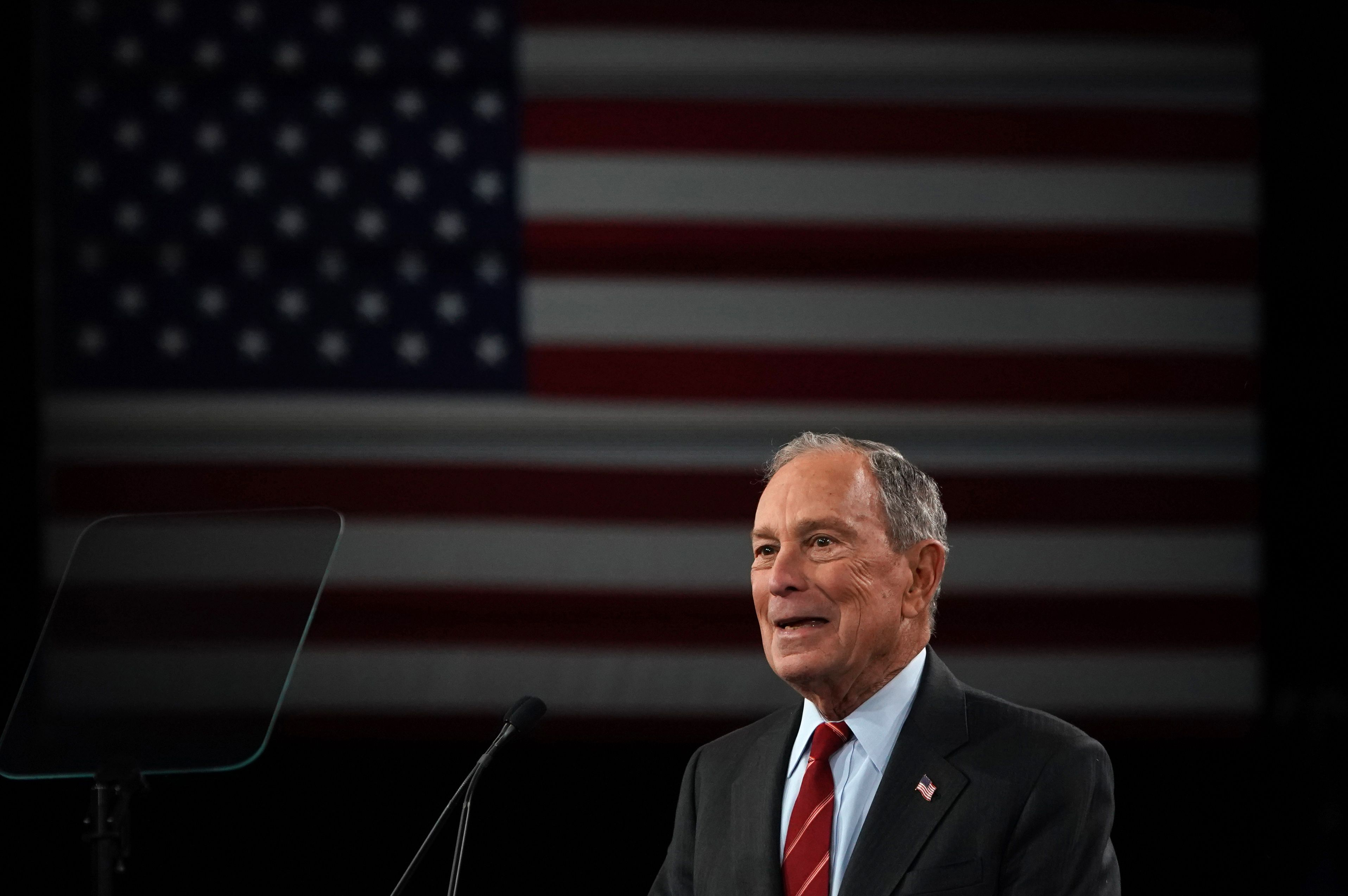 Mike Bloomberg copies Trump to beat Trump