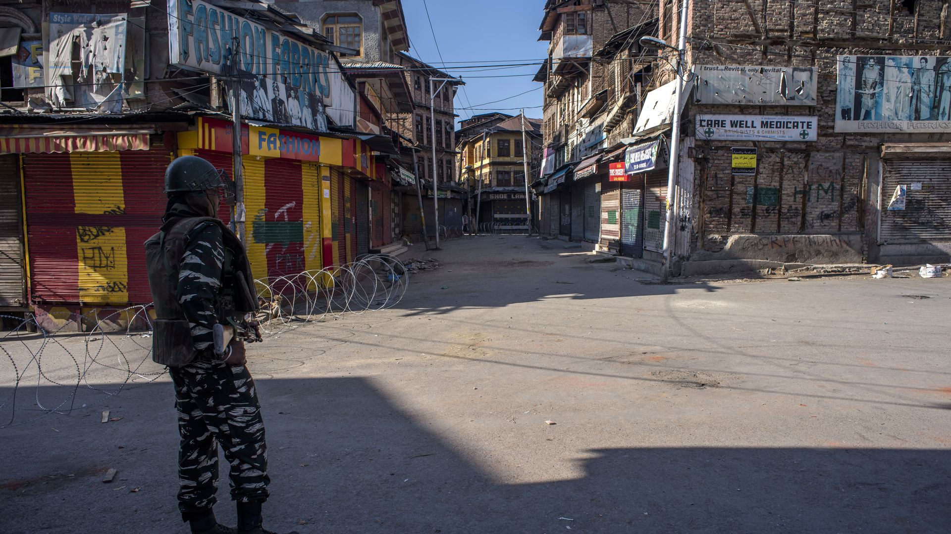 Pakistan struggles to rally the world against India's Kashmir crackdown