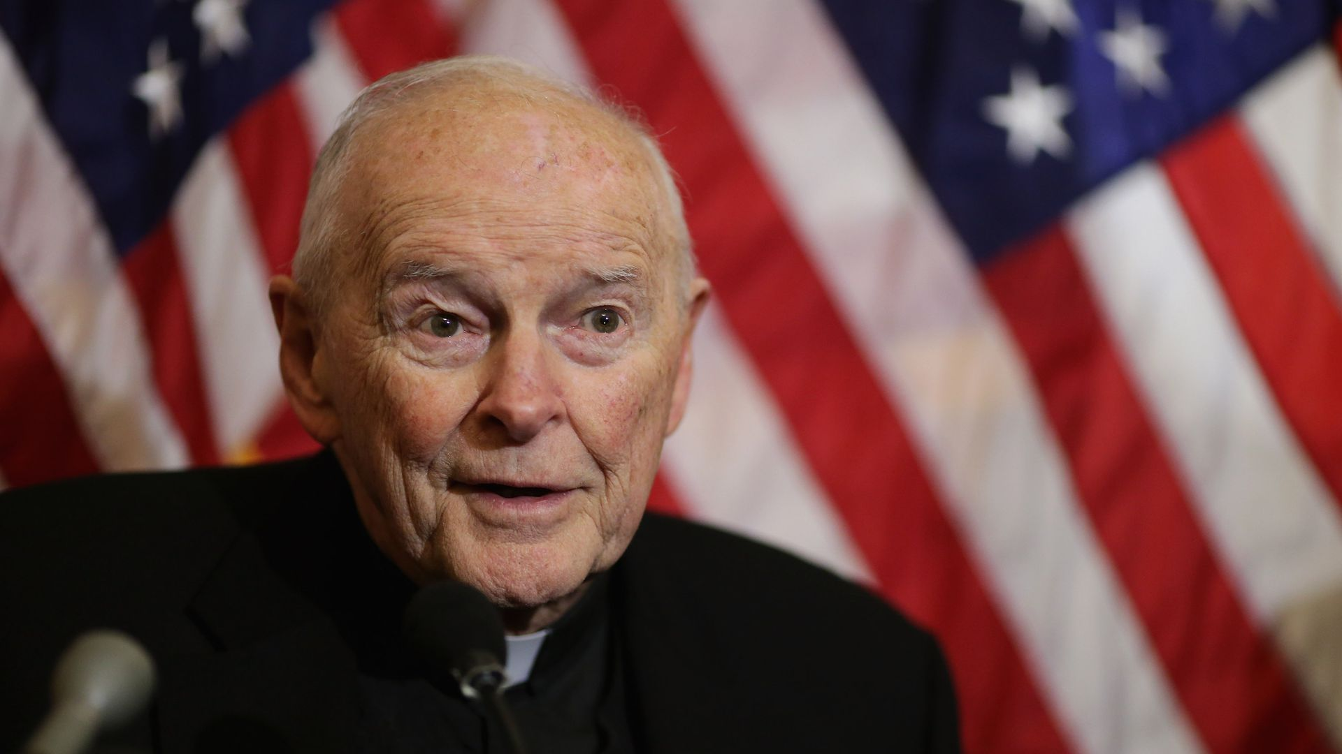 Pope defrocks former D.C. Cardinal Theodore McCarrick over sex abuse
