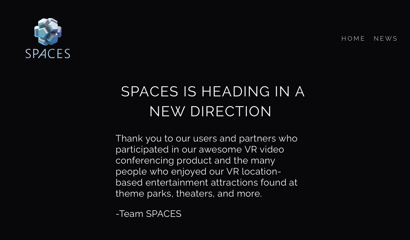 Apple confirms acquisition of VR startup Spaces thumbnail