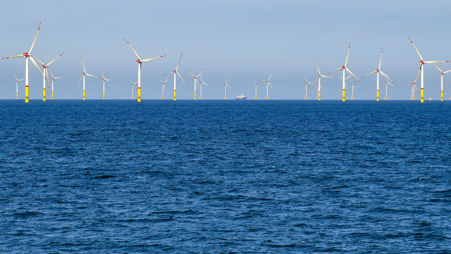Denmark generated almost half of its electricity from wind in 2019