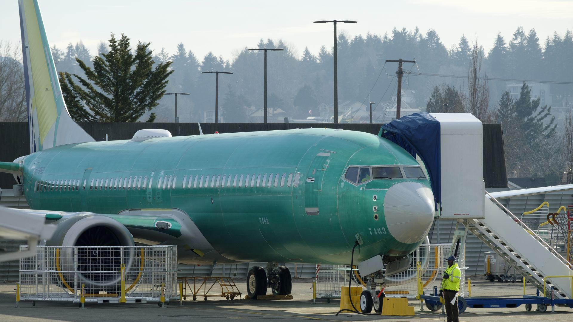 Boeing says improvements will be deployed across the entire Max 8 fleet in coming weeks.