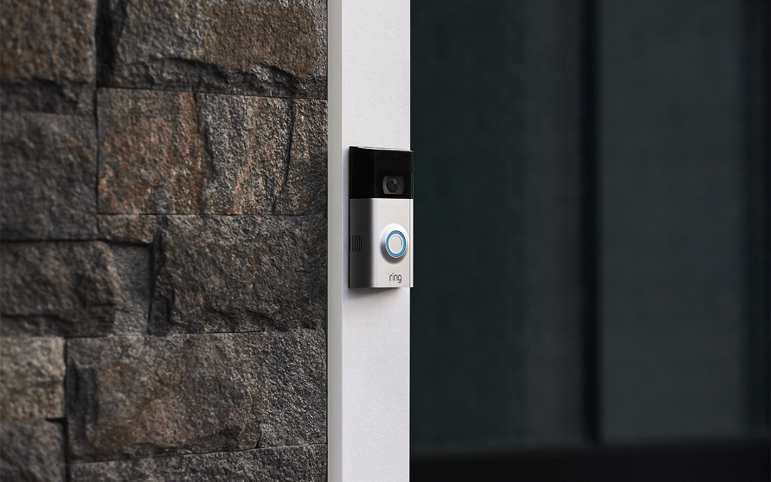 Ring's video doorbell