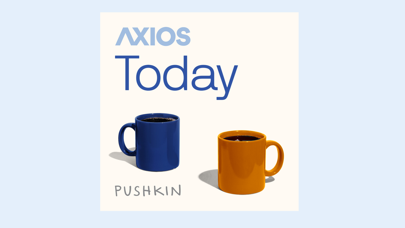 Axios Today podcast: Companies discover reparations for his or her function in slavery thumbnail