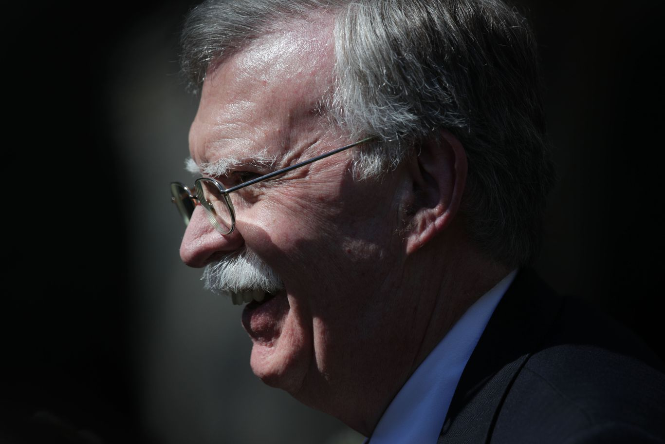 Trump whacked from within by John Bolton thumbnail