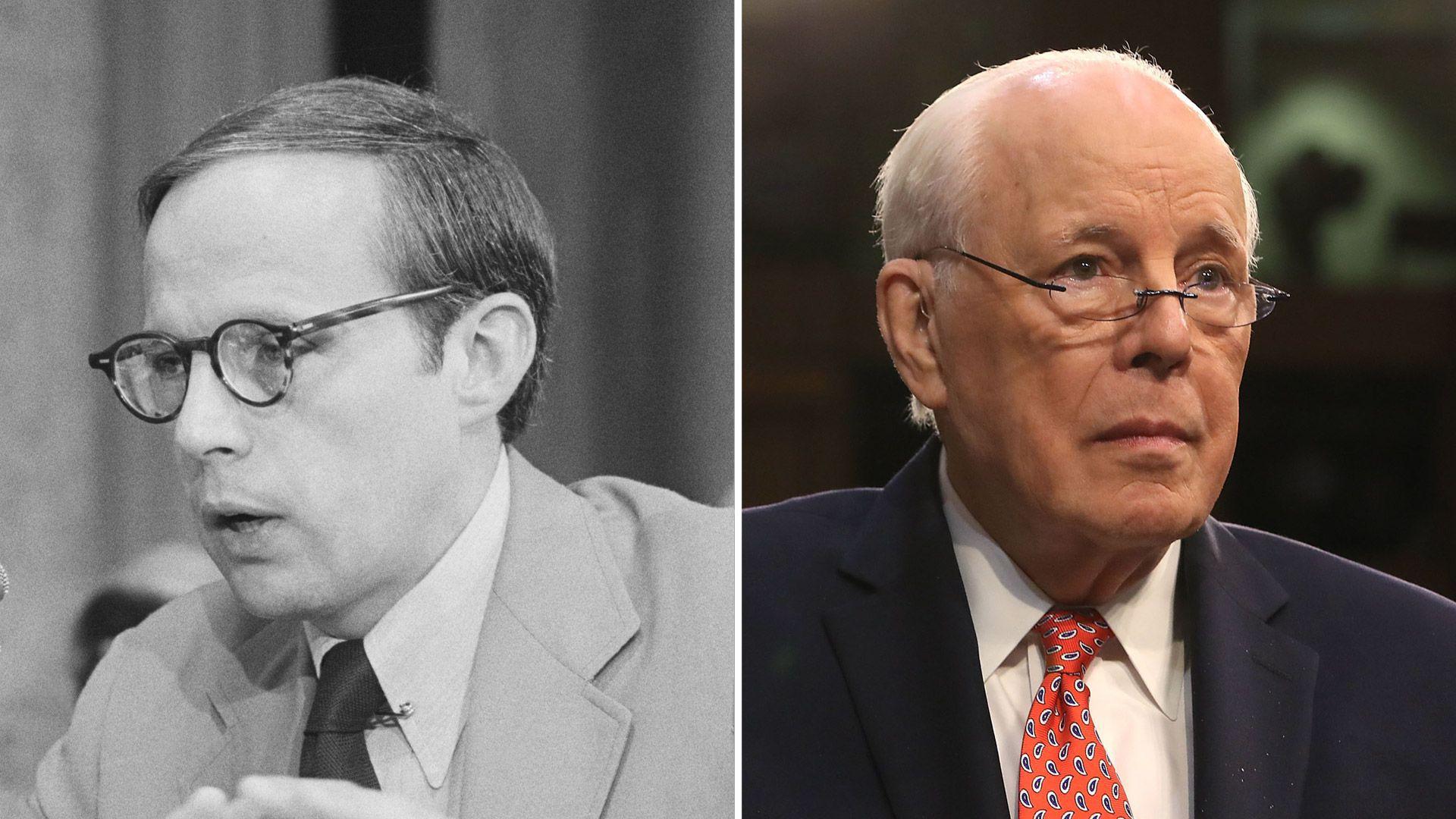 John Dean then and now