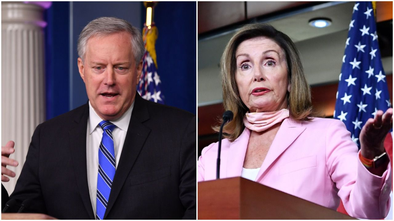 White House, Democrats at coronavirus stimulus stalemate thumbnail