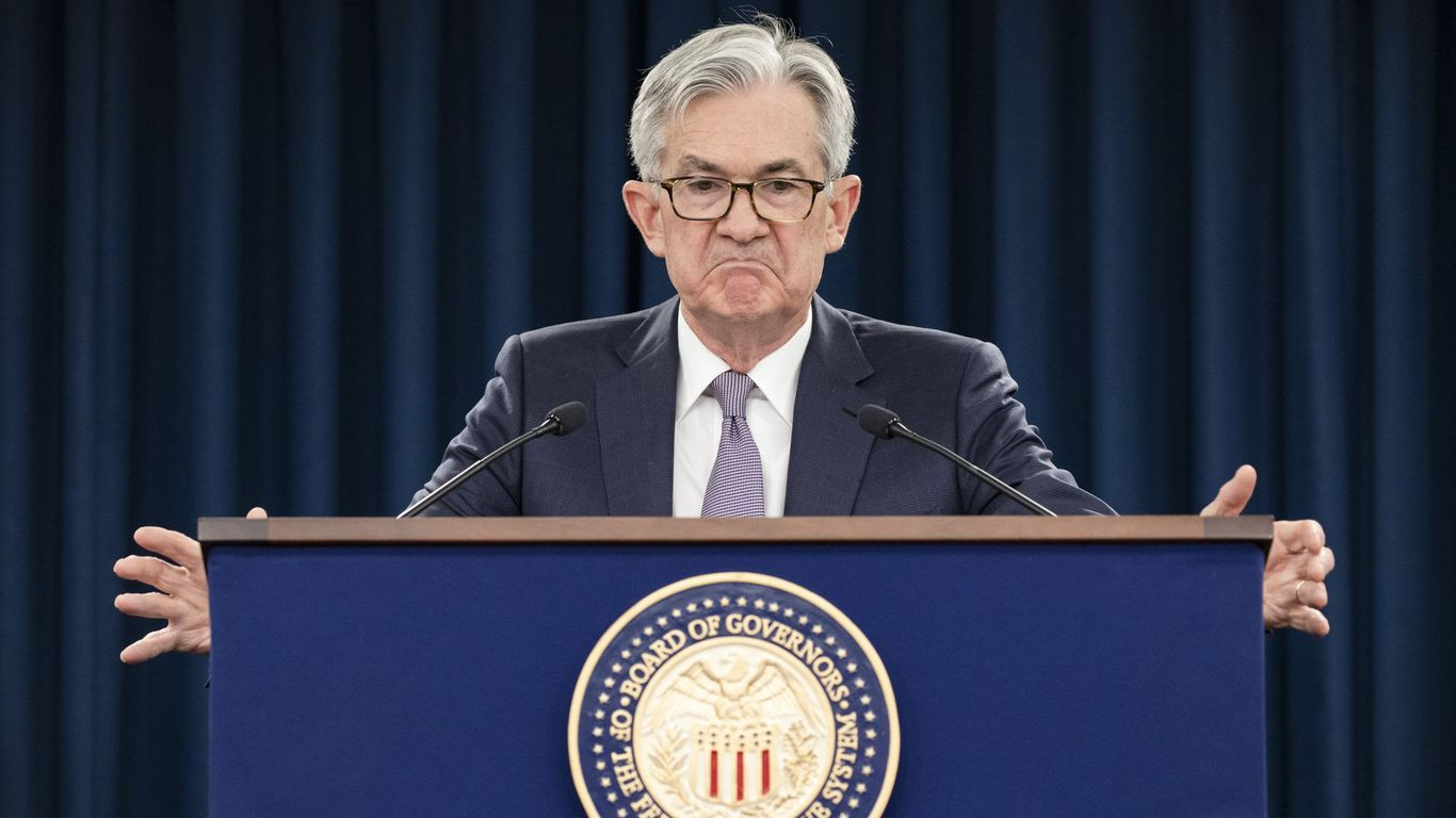 Fed chair Jerome Powell attempts a high-wire circus act on inflation thumbnail