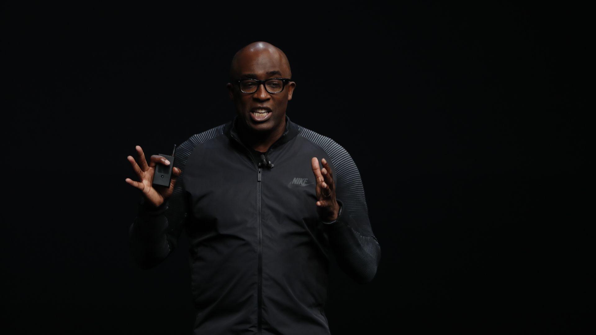 Nike President Trevor Edwards