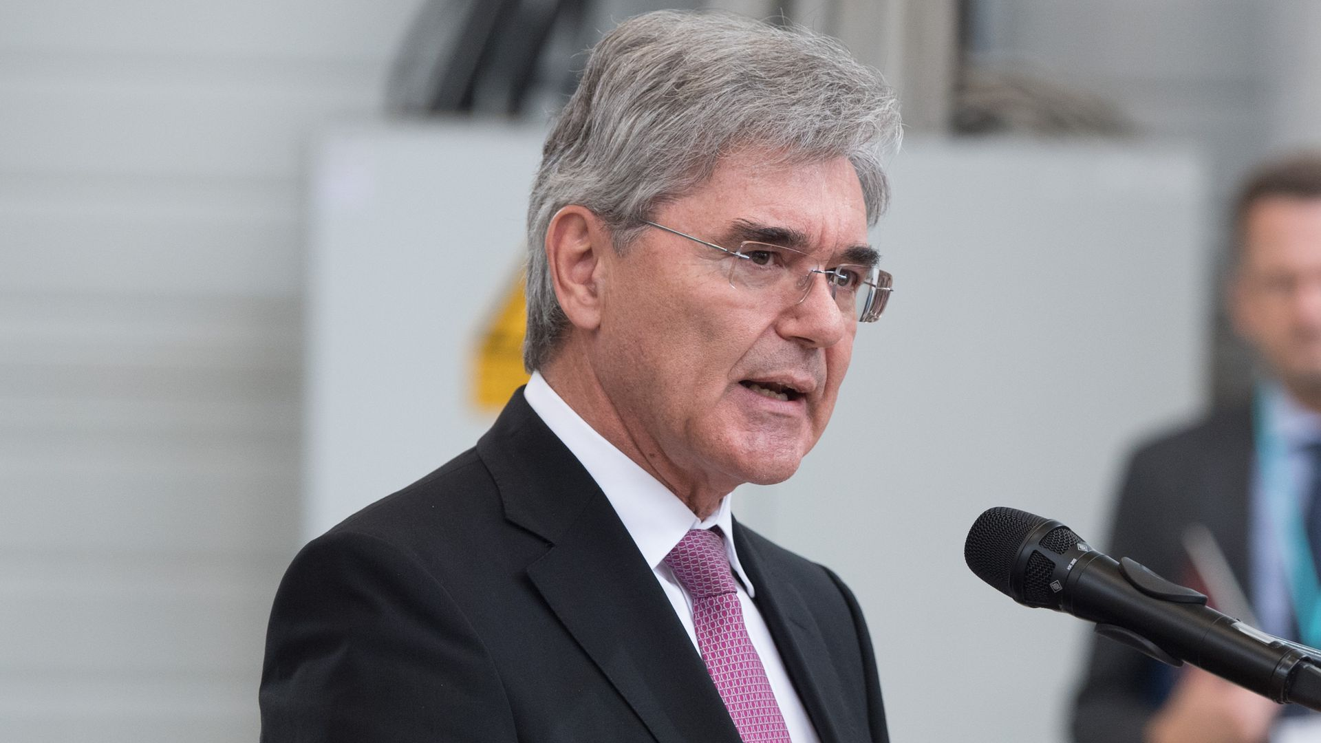 Siemens CEO: Trump is becoming 'face of racism and exclusion'