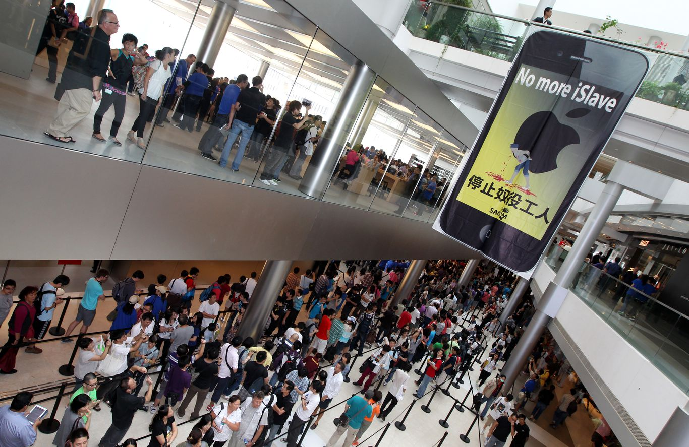 Apple lobbied Congress on bill targeting Uyghur slave labor in China