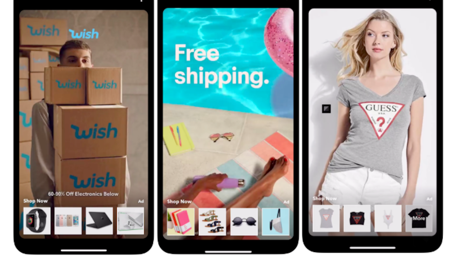Snapchat goes all in on e-commerce with new ad product launch