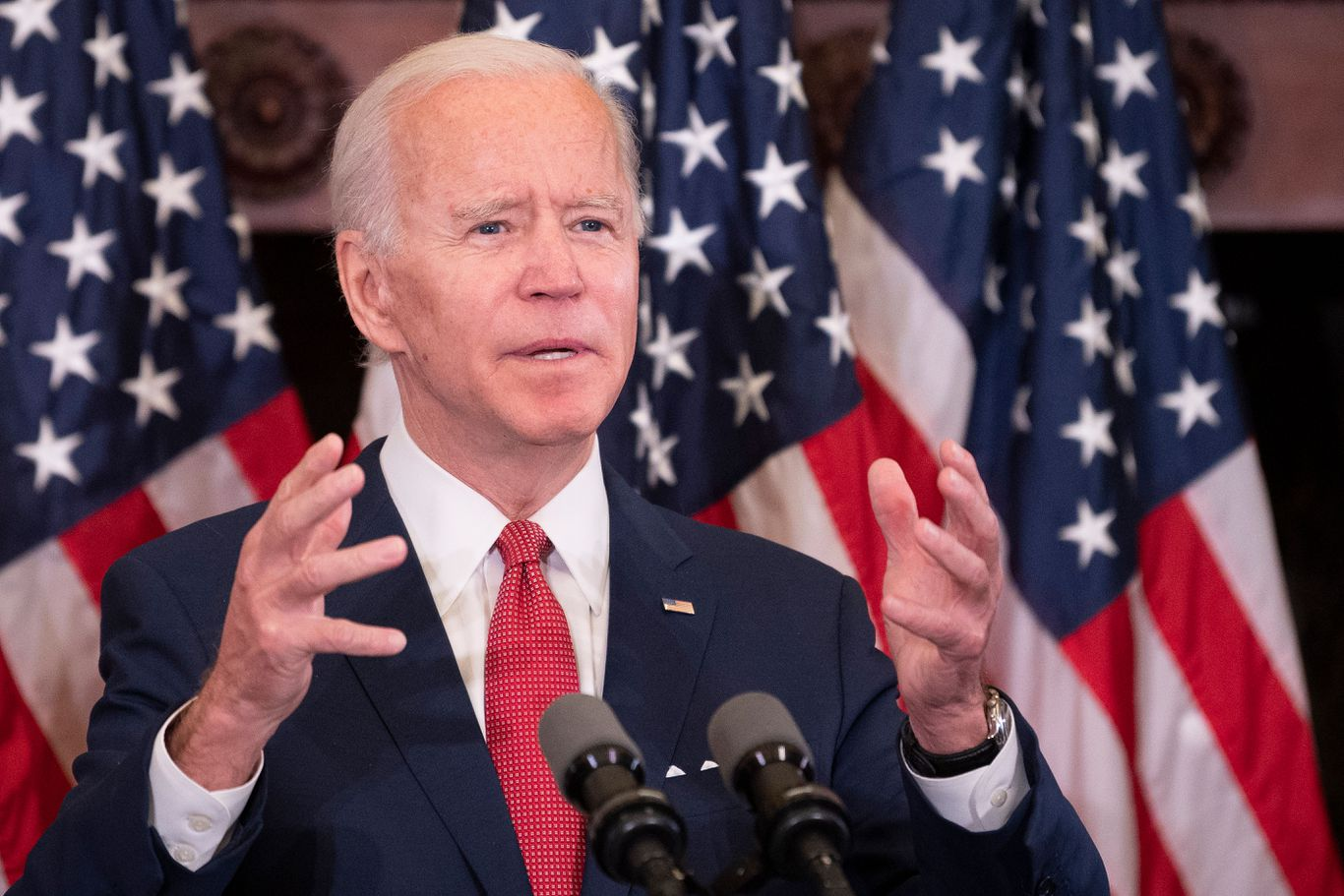 Biden to accept nomination at pared-down Milwaukee convention thumbnail