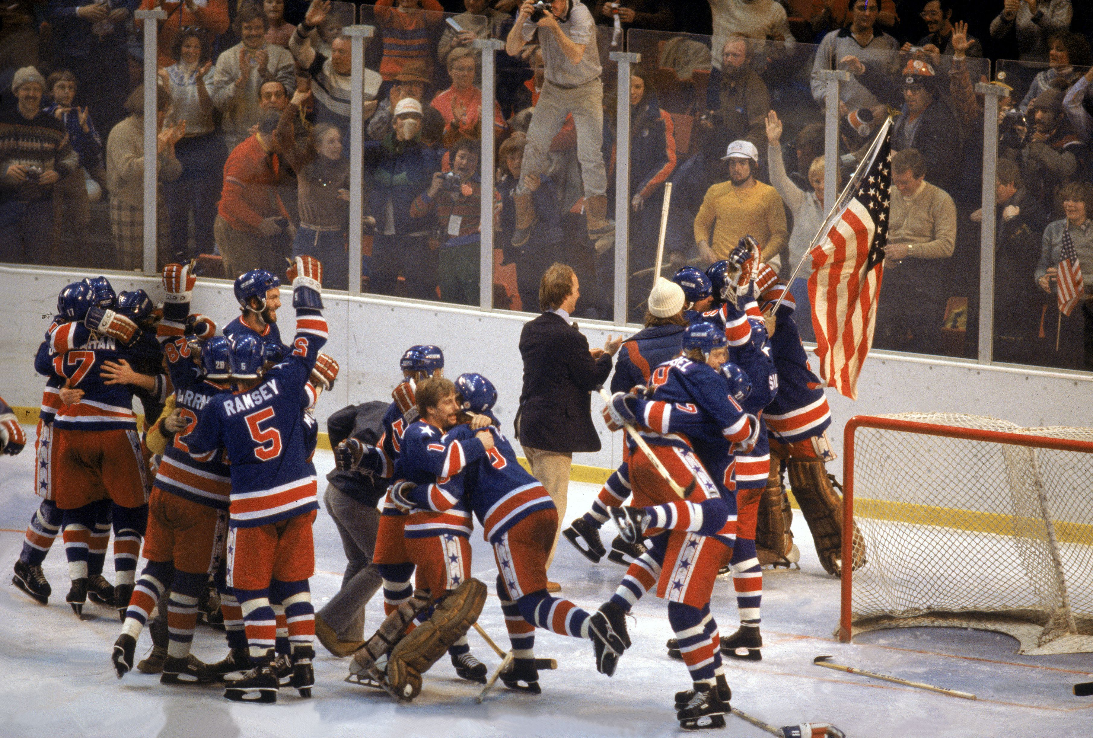 The 1980 U.S. hockey gold, 40 years later - Axios
