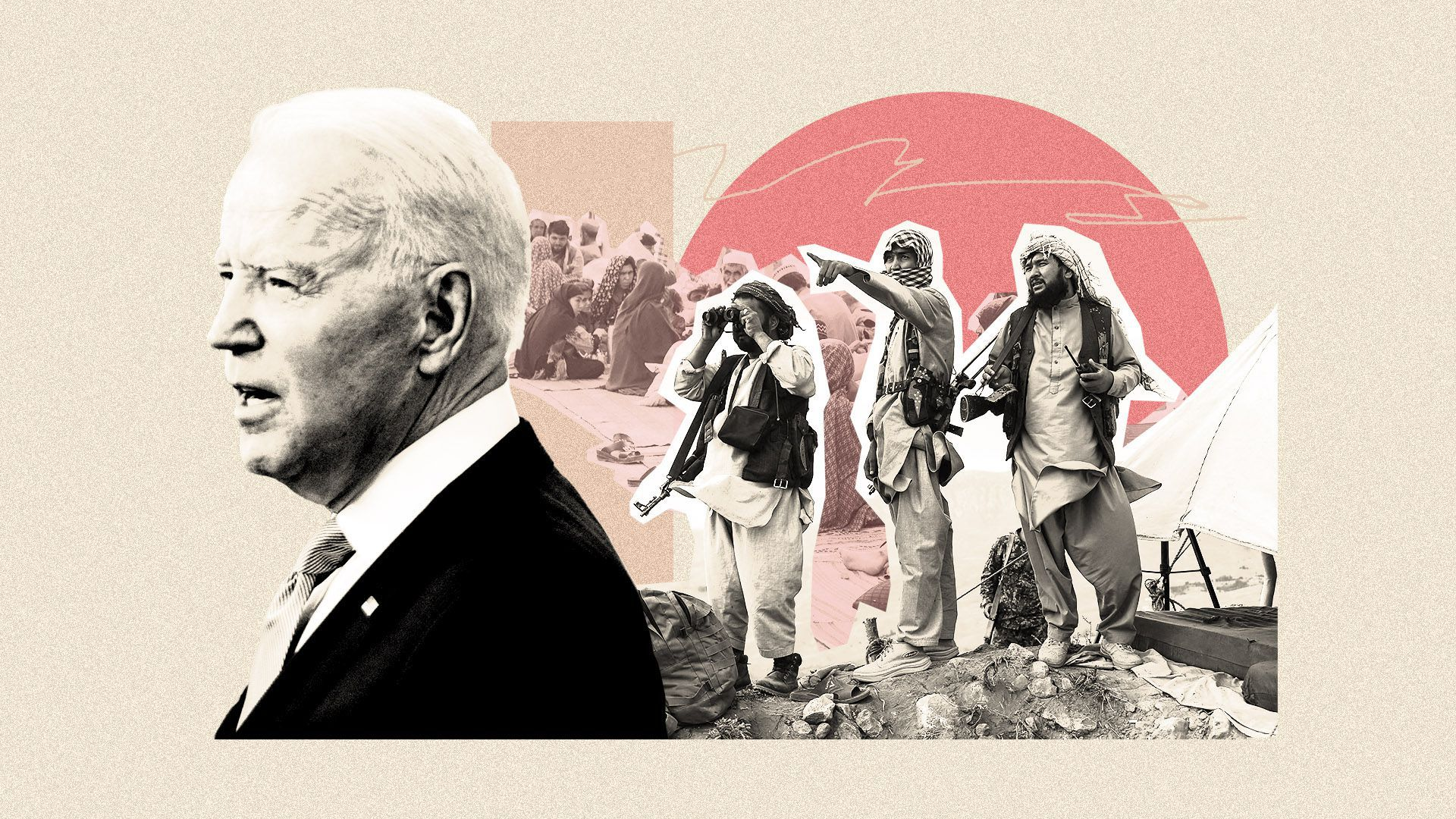 Speed of Taliban's conquest of Afghanistan stuns Biden administration -  Axios