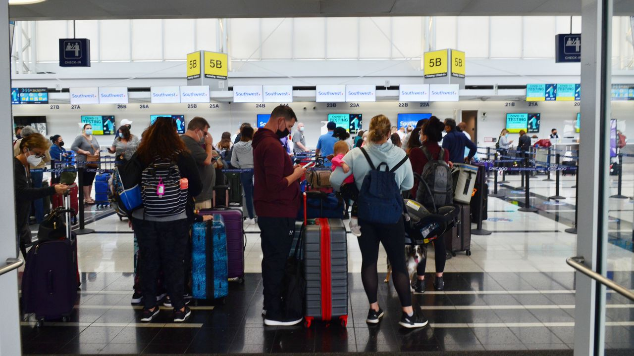 U.S. to lift restrictions for fully vaccinated international travelers on Nov. 8