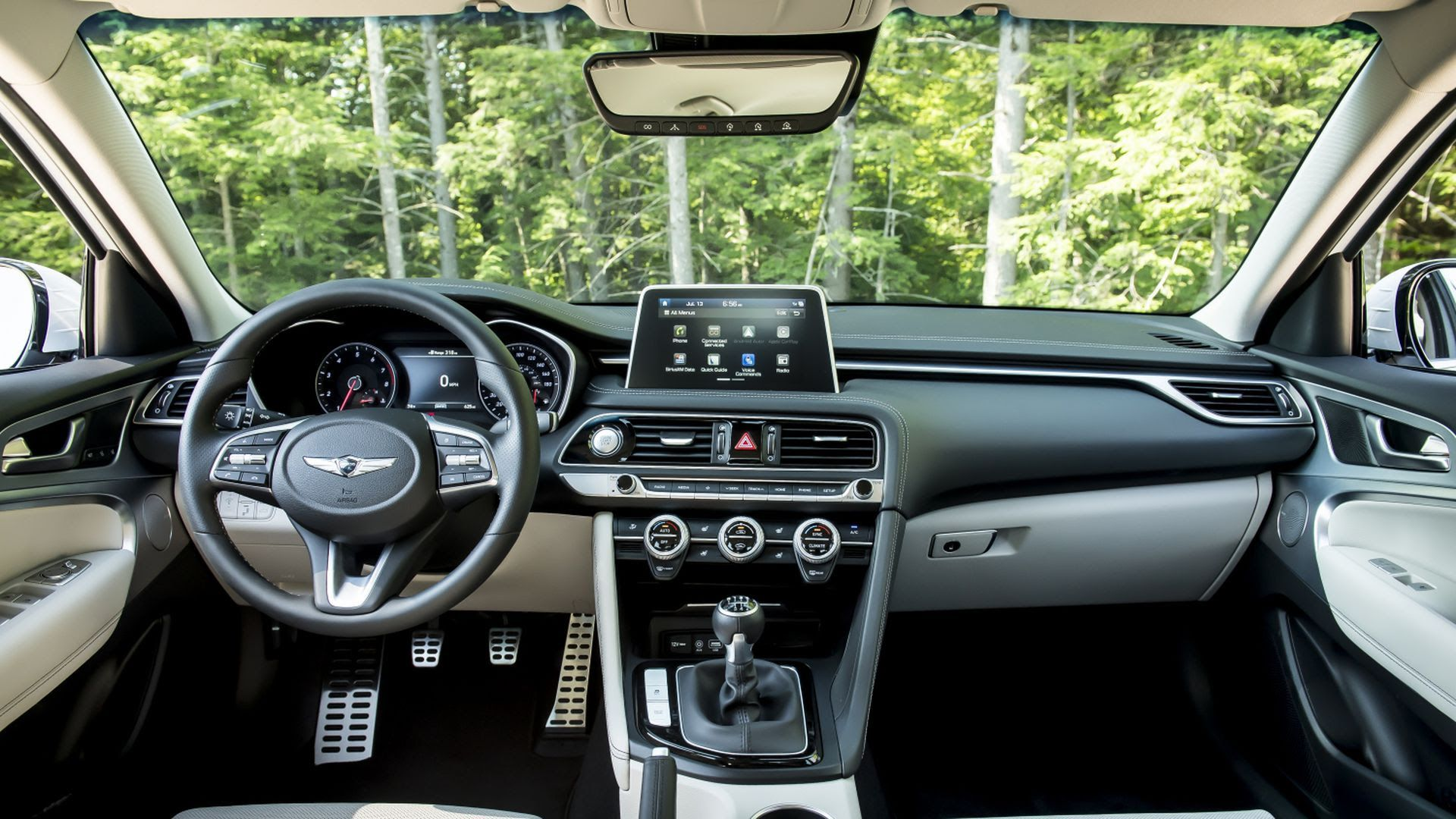 What We're Driving: The Genesis G70