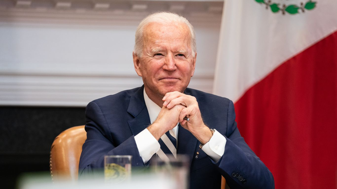 Biden says America will have enough vaccines for 300 million Americans by end of May thumbnail